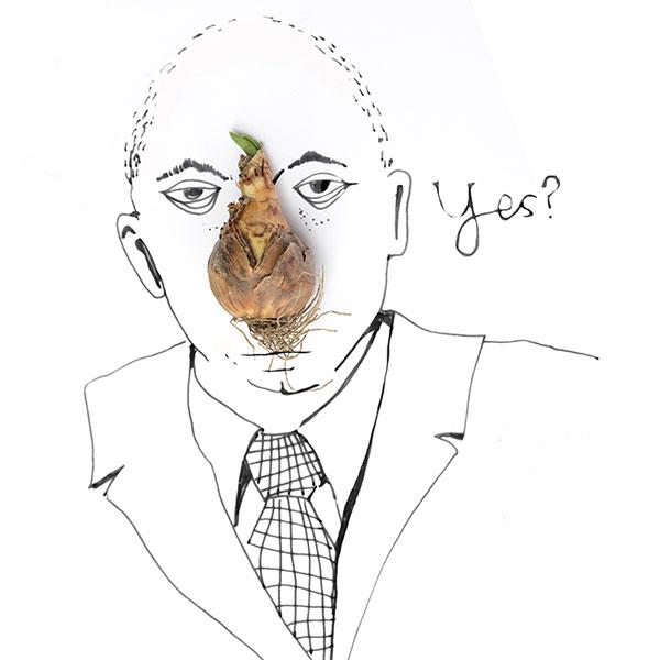 Claudi Kessels bulb nose