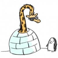 giraffehidingigloo_lana