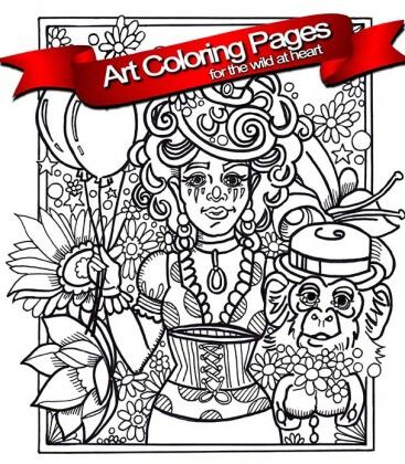 ColoringPageKid