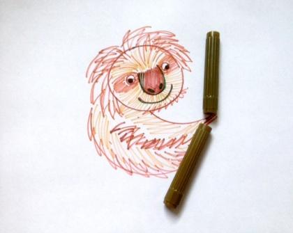 sloth_marker