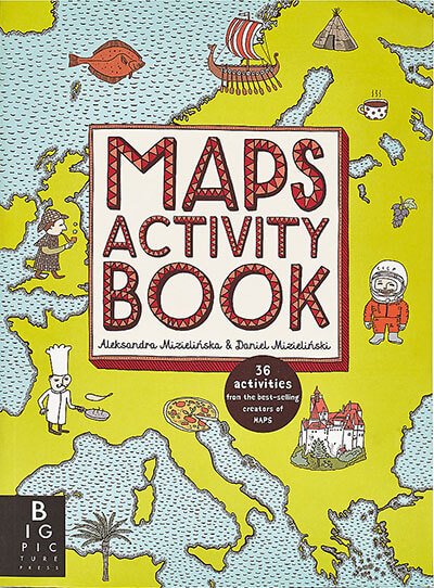 Maps_activity_book