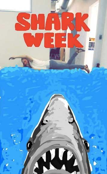 shark-week-snapchat