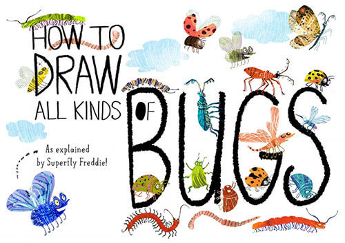 Yuval Zommer Big Book of Bugs
