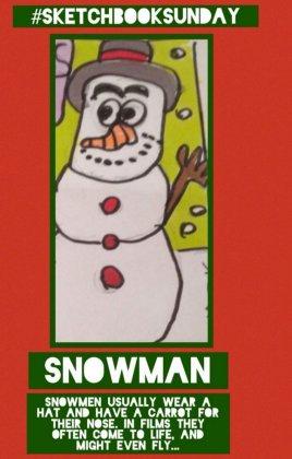 snowman_sundaysketch