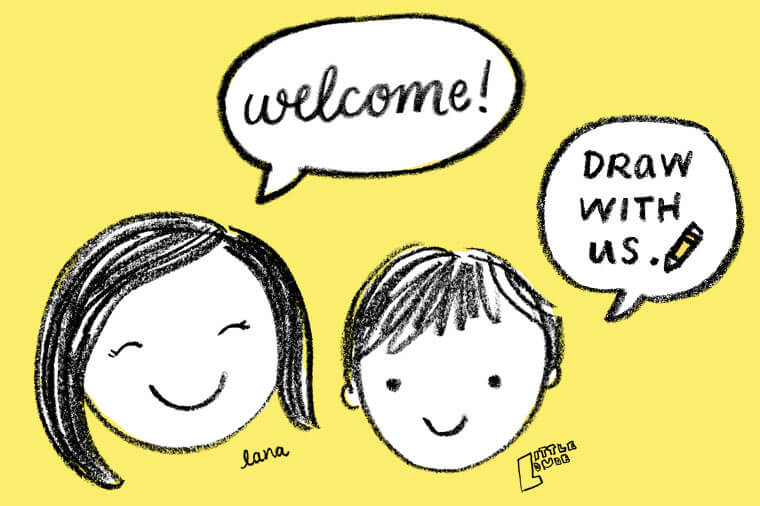 Welcome to Kid can doodle