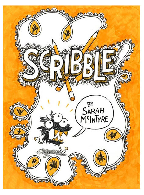 Scribble cover