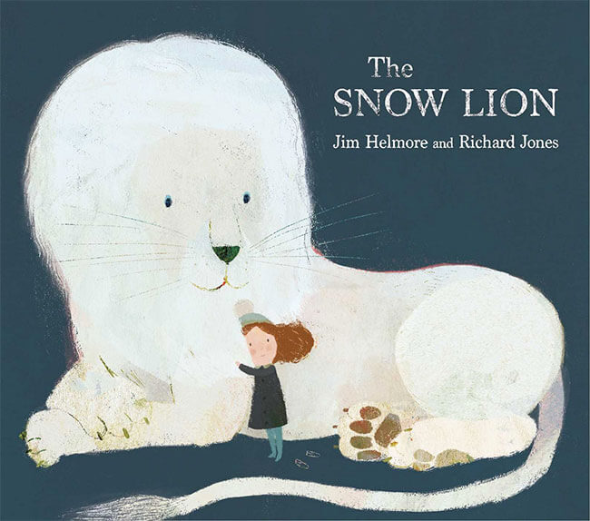 Snow Lion cover