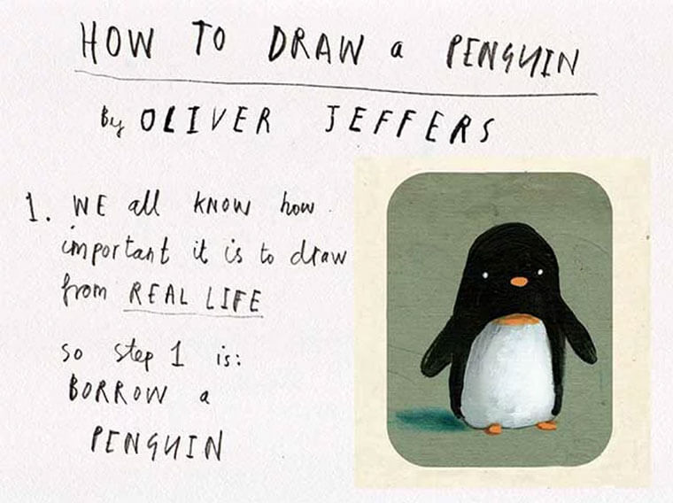 Oliver Jeffers_penguin1