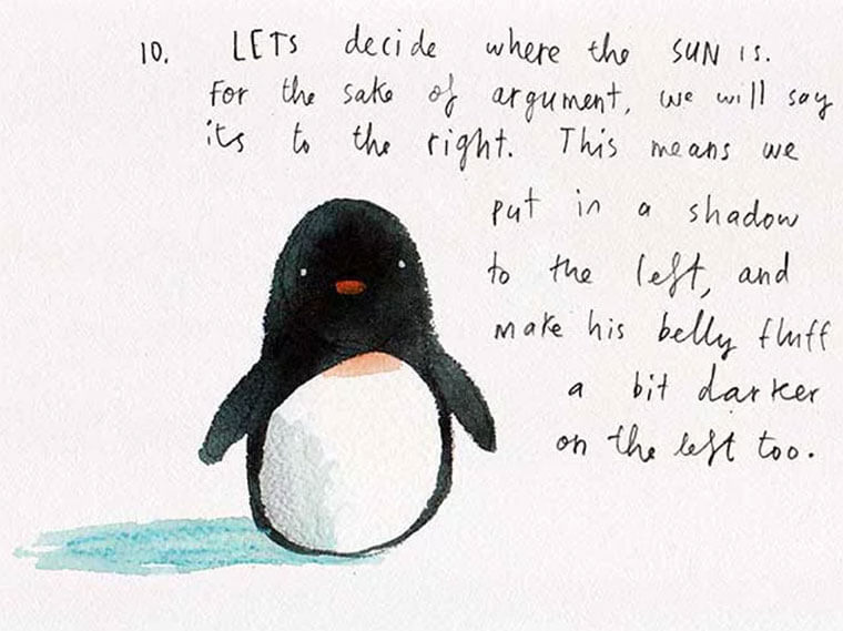 Oliver Jeffers_penguin10
