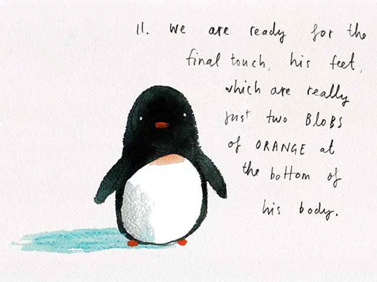 Oliver Jeffers_penguin11