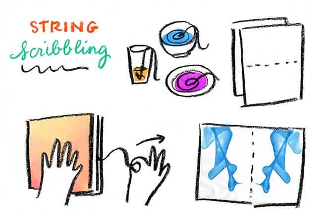 kcd string scribbling